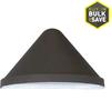 Portfolio 2-Watt Specialty Textured Bronze Low Voltage LED Post Light
