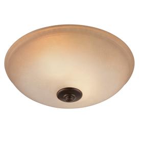 Shop Utilitech 2 Sone 70 Cfm Light Oil Rubbed Bronze Bathroom Fan With Light At