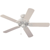 Harbor Breeze 52-in Calera White Outdoor Ceiling Fan ENERGY STAR