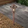 Portfolio 11-Watt Copper Low Voltage Plug-In Incandescent Path Light