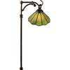 Portfolio Antique Bronze Low-Voltage Halogen Path Light