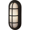 Portfolio Black Low-Voltage Incandescent Deck Light