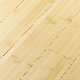 USFloors 0.6-in Bamboo Locking Hardwood Flooring Sample (Natural)