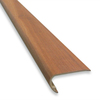SMARTCORE by Natural Floors 1.482-in x 72-in Rustic Hickory Vinyl Stair Nosing