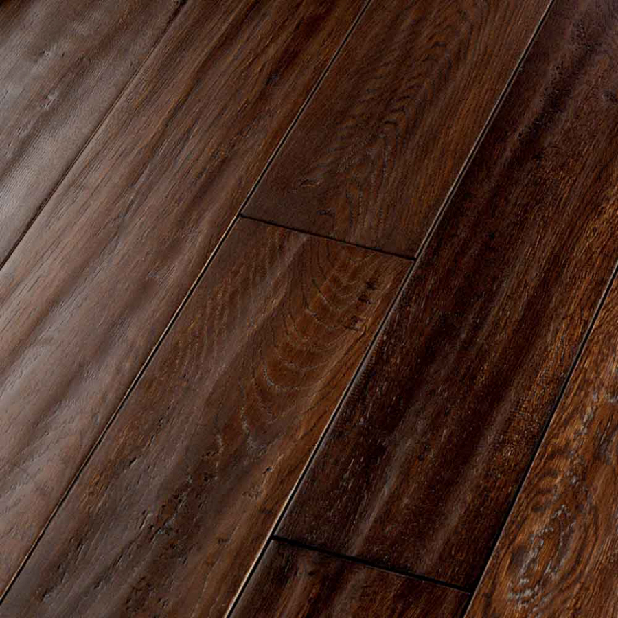 Shop natural floors by usfloors exotic 4 8 in w for Prefinished flooring