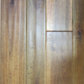 Natural Floors by USFloors Variable Width Amber Acacia Hardwood Flooring (23.8-sq ft)