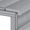 Natural Floors by USFloors 3.67-in x 78-in Tigerwood Stair Nose Floor Moulding