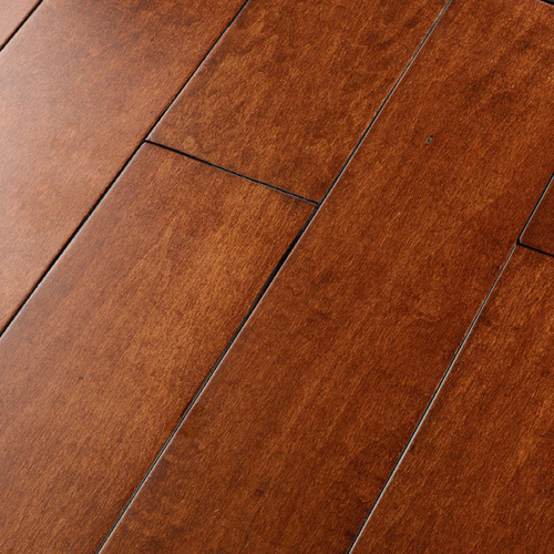 Zoomed: Natural Floors by USFloors Avalon Maple Locking Strip and Plank
