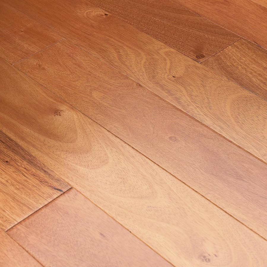 Shop natural floors by usfloors amendoim engineered for Engineered wood flooring