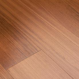 Natural Floors by USFloors 0.75-in Brazilian Cherry Hardwood Flooring Sample (Natural)