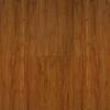 Natural Floors by USFloors 0.375-in Bamboo Locking Hardwood Flooring Sample (Spice)