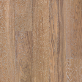 Natural Floors by USFloors 7.5-in W Prefinished Oak Locking Hardwood Flooring (White Wash)