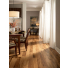 Natural Floors by USFloors Exotic 5-in W Prefinished Tigerwood Hardwood Flooring (Natural)