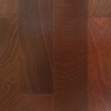 Natural Floors by USFloors Exotic 4.72-in W Prefinished Sapelle Locking Hardwood Flooring (Mahogany)