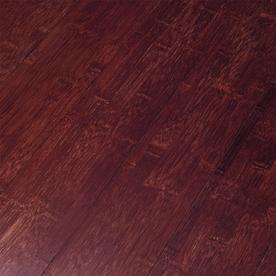Natural Floors by USFloors Exotic 5.35-in W Prefinished Bamboo Locking Hardwood Flooring (Cognac)