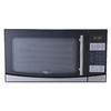 Oster 1.1-cu ft 1,000-Watt Countertop Microwave (Black)