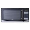 Oster 1.1-cu ft 1,000-Watt Countertop Microwave (Black)