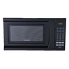 Sunbeam 0.7-cu ft 700-Watt Countertop Microwave (Black)