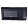 Sunbeam 0.7-cu ft 700-Watt Countertop Microwave (Black)