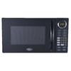 Oster 0.9-cu ft 900-Watt Countertop Microwave (Black)