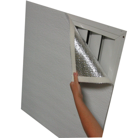 Shuttercover Trim to Fit 48-in Roll Insulation