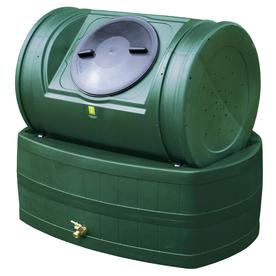 Compost Wizard 7-cu ft Plastic Combination Composter and Rain Barrel Composter