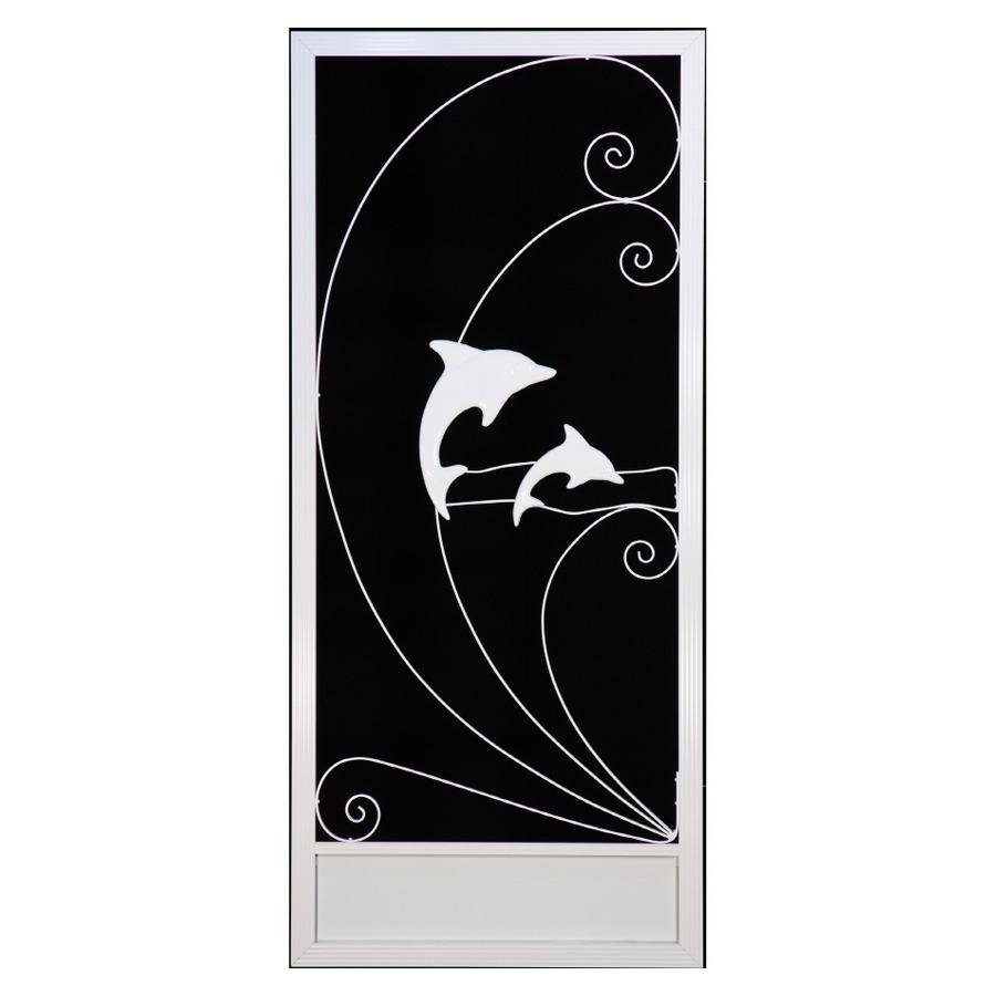 Aluminum Screen Aluminum Screen Doors Lowes
