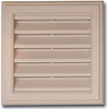 Severe Weather 15-in x 15-in White Plastic Gable Vent