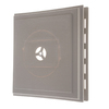 Severe Weather 7.5-in x 7.75-in Clay Vinyl Universal Mounting Block