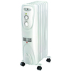 Utilitech 5,200-BTU Oil-Filled Radiant Tower Electric Space Heater with Thermostat
