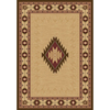 Balta 23-in x 43-in Rectangular Multicolor Accent Rug