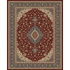 Balta 7-ft 10-in x 10-ft 10-in Red Odyssey Area Rug