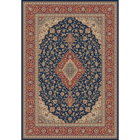Balta 9-ft 10-in x 13-ft 2-in Blue Odyssey Area Rug
