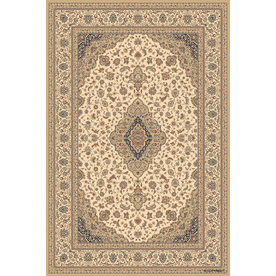 Balta Traditional-Odyssey 3-ft 11-in x 5-ft 6-in Rectangular Beige Transitional Area Rug