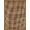 Balta Decora 7-ft 10-in x 10-ft 6-in Rectangular Tan Border Indoor/Outdoor Area Rug