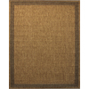 Portfolio Arena Chestnut Rectangular Indoor/Outdoor Machine-Made Area Rug (Common: 8 x 10; Actual: 94-in W x 126-in L)