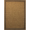 allen + roth 5-ft x 8-ft Rectangular Gold Area Rug
