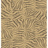 Balta 7-ft 10-in x 10-ft Beige Zebra Squares Area Rug