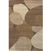 Balta 3-ft 11-in x 5-ft 7-in Beige Riverbed Area Rug
