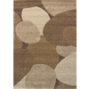 Balta 5-ft 3-in x 7-ft 3-in Beige Riverbed Area Rug