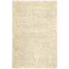 Balta 4-ft x 6-ft Ivory Comfort Shag Area Rug