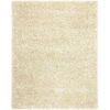 allen + roth Opening Night Polish Cream Rectangular Indoor Machine-Made Area Rug (Common: 8 x 10; Actual: 94-in W x 120-in L)