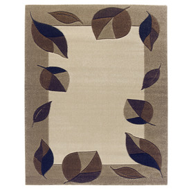 Balta Hand Carved-Vermont Rectangular Indoor Woven Area Rug (Common: 8 x 10; Actual: 94-in W x 120-in L)