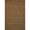 Balta 35-in x 24-in Brown Rectangle Door Mat