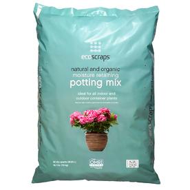 Shop Ecoscraps 32 Quart Organic Potting Soil At