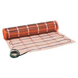 Watts SunTouch 30-in x 288-in Orange Matte 120-Volt Underfloor Heating