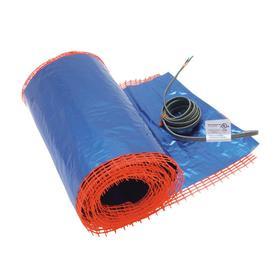 Watts SunTouch 16-in x 114-in Orange/Blue 120-Volt Floor Warming Mat