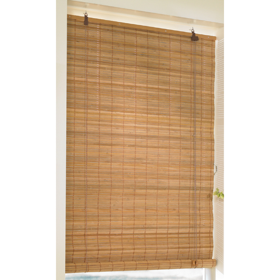 Roll Up Blinds : Bamboo roll up shades grasscloth wallpaper