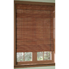 Style Selections 39-in W x 64-in L Natural Light Filtering Natural Roman Shade