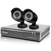 Swann 4,400 Series Analog Wired Outdoor Security Camera with Night Vision